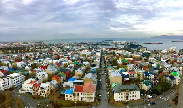 how to get from kef to reykjavik