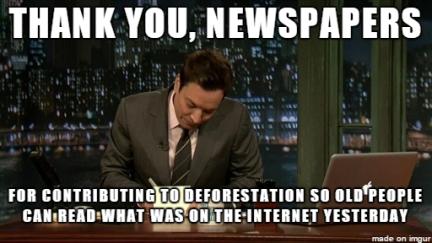 newpapers-meme