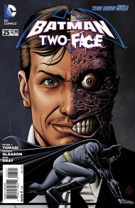batman two face