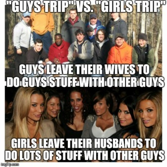 girls guys trip